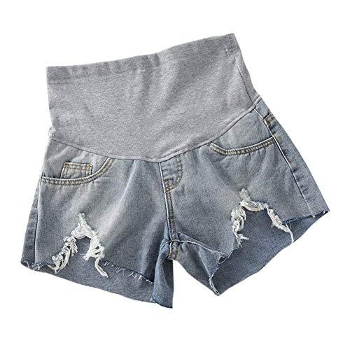 Casual Maternidad Calientes Stretch Pantalones Fit Lady De Stil11 Ocasionales Con Cortos Vientre Fashion Mezclilla Banda Circulación Slim H68HBwnr1