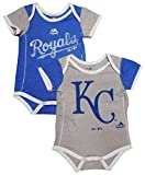 Kansas City Royals Baby / Infant 2 Piece Creeper Set