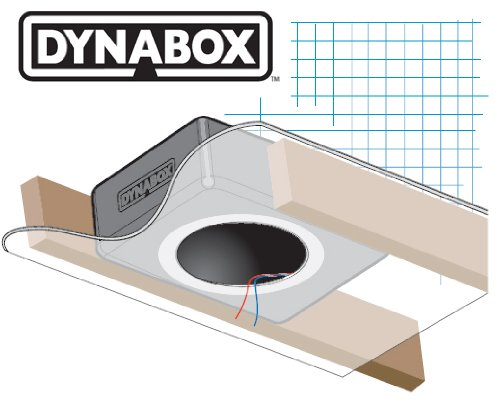 Dynamat 50306 DynaBox Speaker Enclosure For In Ceiling Speakers