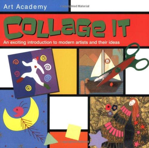 Read Online Art Academy: Collage It pdf epub