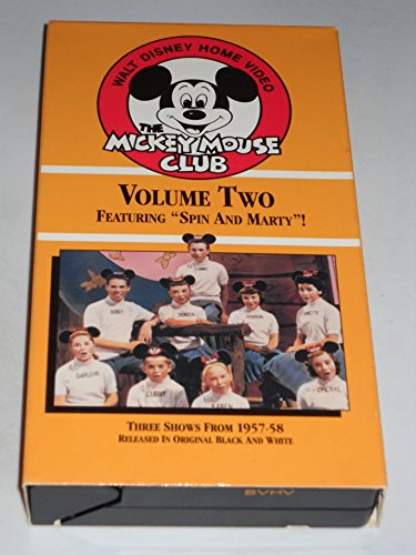 The Mickey Mouse Club Vol. 2