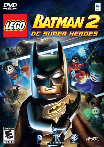 LEGO Batman 2: DC Super Heroes - Mac