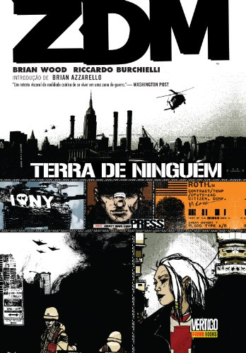 ZDM – Volume 1 – Terra De Ninguém