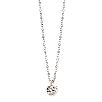 Collana inossidabile pendente ossido Guess di acciaio in con RnWHfrR