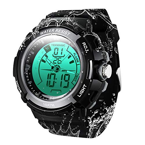 Used, TEKMAGIC Digital Swimming Wrist Sports Watch 100m Water for sale  Delivered anywhere in Canada