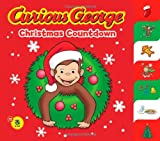 img - for Curious George Christmas Countdown (CGTV Tabbed BB) book / textbook / text book
