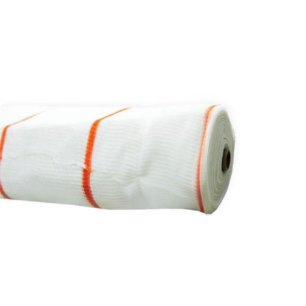 Heavy Duty White Debris Fire retardant Scaffold Safety Netting 8'6'' X 150'
