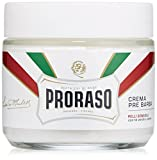 Proraso Pre-Shave Cream, Sensitive Skin, 3.6 oz (100 ml) by Bigelow Trading