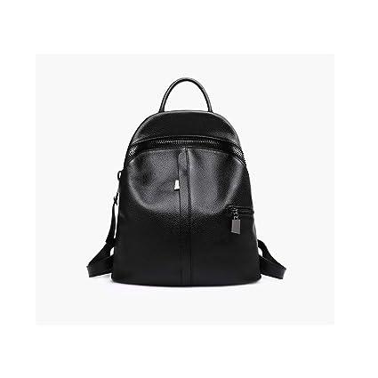 66b366b0b0fe Amazon.com : Kalunma Handbag 100% Top-Level Cowhide Leather ...