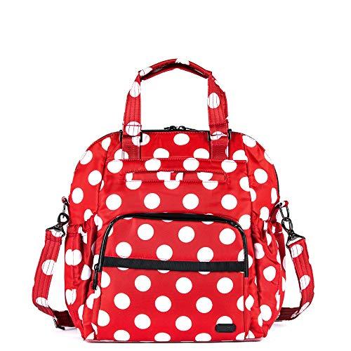 Lug Canter Convertible Shoulder Bag