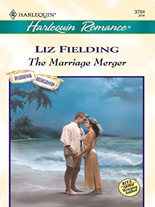 book cover of The Marriage Merger