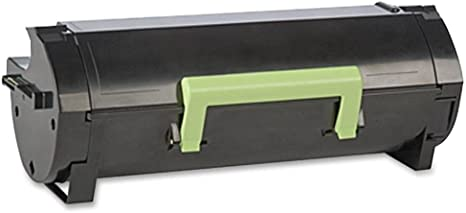 MX 10000 yield MX310 Compatible Toner Cartridge MX410 Lexmark 601H 60F1H00