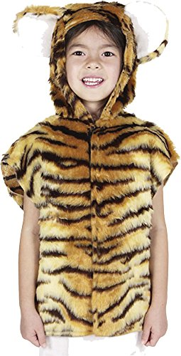 Tiger Fur Tabard