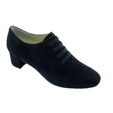ea72640f3a3e48 Angelina® Irina Chaussures Souple Bout Rond Amande Petit Talon Chaussures  Femme Petite Pointure Taille Marque