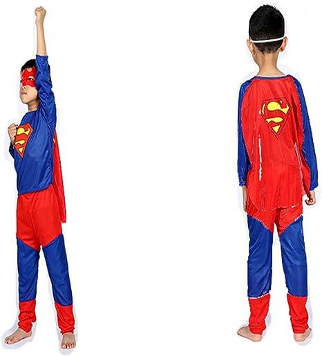 KAKAFASHION - Disfraz de Halloween para niños, diseño de Superman ...