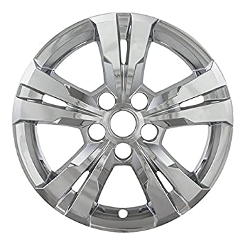 Amazon Com Oxgord 17 Inch Hubcap Wheel Skins For 2010 2015