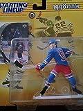 NHL Starting Lineup SLU Wayne Gretzky Action Figure New York Rangers 1998 Kenner