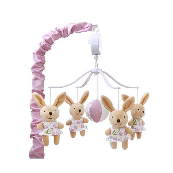Leila Bunny Musical Mobile by Petit Tresor