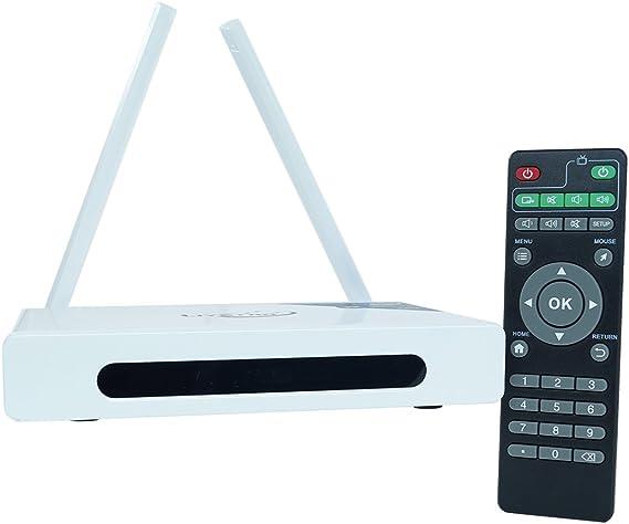 Android TV Box Internet TV Smart TV HDMI WiFi HD 4 K M16: Amazon.es: Iluminación