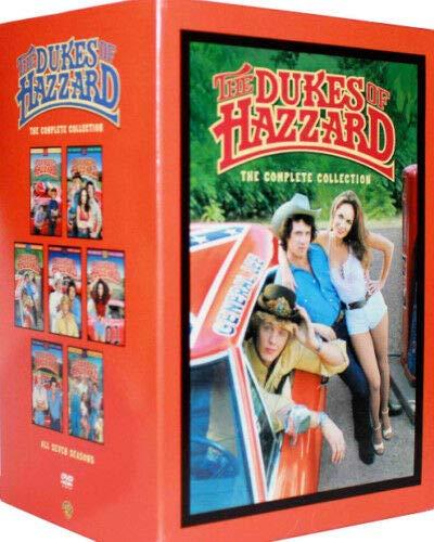 The Dukes of Hazzard Complete DVD Series Season 1 2 3 4 5 6 7 New!!!