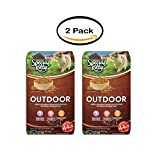 PACK OF 2 - Special Kitty Outdoor Formula Dry Cat Food, 44 Lb