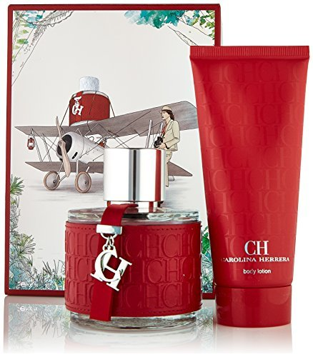 Carolina Herrera 2 Piece Travel Set for Women by Carolina Herrera by Carolina Herrera