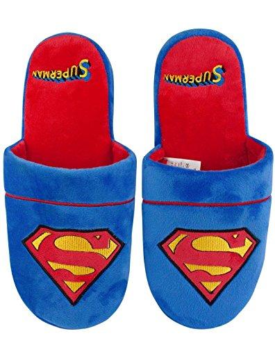 DC Comics Superman Slippers