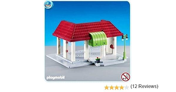PLAYMOBIL 6220 - Edificio Tienda: Amazon.es: Juguetes y juegos