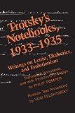 Trotsky's Notebooks, 1933-1935, Philip Pomper, Yuri Felshtinsky, 158348115X
