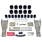 Performance Accessories, Chevy/GMC S-10/S15/Sonoma/ZR-2 2WD and 4WD Std/Ext Cab 2' Body Lift Kit, fits 1998 to 2003, PA192, Made in America