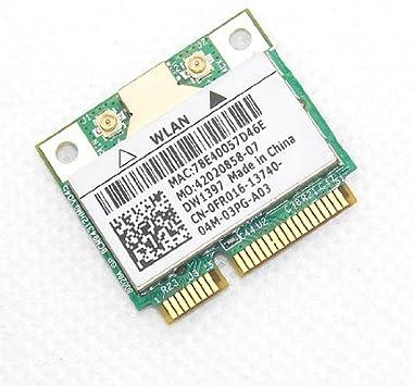 Amazon.com: DELL dw1397 Broadcom 4312 inalámbrico tarjeta ...