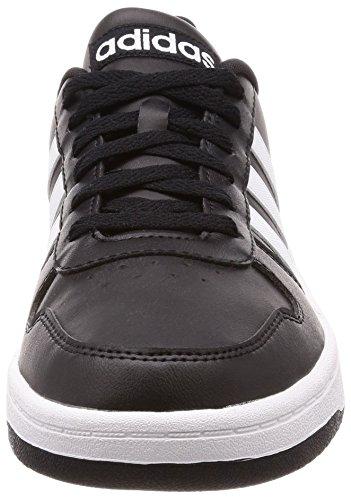 000 negbas Hoops Noir Homme 2 Fitness Ftwbla De Chaussures Adidas 0 p6xqwvBx4