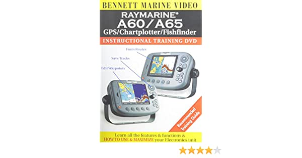 Raymarine A60/A65 Gps/Chartplo [Alemania] [DVD]: Amazon.es: Electrónica
