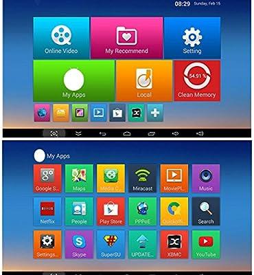ELEGIANT MK808B Plus 1 G RAM 8 G ROM Amlogic M805 Quad Core Android 4.4 Mini Smart Google TV Dongle: Amazon.es: Electrónica