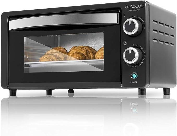 Mini Horno Eléctrico Cecotec Bake N Toast 1000w Cecotec Amazon Co Uk Kitchen Home