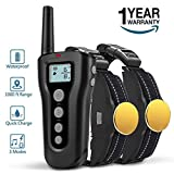 Best Dog Training Collars - TOKEGO Dog Training Collar,Remote Rechargeable Shock Collar Review