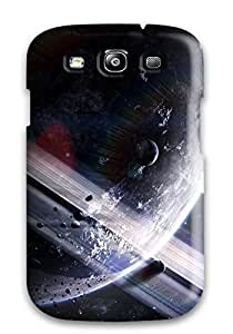 Tpu Fashionable Design Spaces Rugged Case Cover For Galaxy S3 New