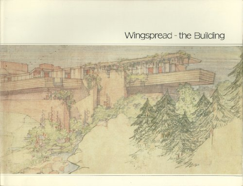 Wingspread, the building