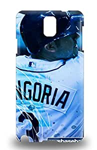 New Snap On Galaxy Skin Case Cover Compatible With Galaxy Note 3 MLB Tampa Bay Devil Ray Evan Longoria #3 ( Custom Picture iPhone 6, iPhone 6 PLUS, iPhone 5, iPhone 5S, iPhone 5C, iPhone 4, iPhone 4S,Galaxy S6,Galaxy S5,Galaxy S4,Galaxy S3,Note 3,iPad Mini-Mini 2,iPad Air )
