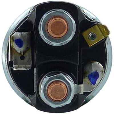 Gladiator New Starter Solenoid Denso Starters on Kohler, Cub Cadet etc Fits starters: 428000-1161 228000-7850 91-29-5618 91-29-5618N 228000-7852 228000-7851 128000-4520 52-098-08 91-29-5149: Automotive