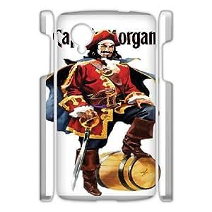 Google Nexus 5 Phone Case Captain Morgan K6856
