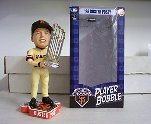 cbf7fb93c Buster Posey San Francisco Giants 2010 World Series Champions Bobblehead