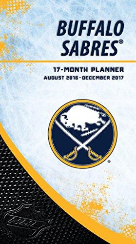- Turner Licensing Sport 2017 Buffalo Sabres 17 Month Planner (17998890601)