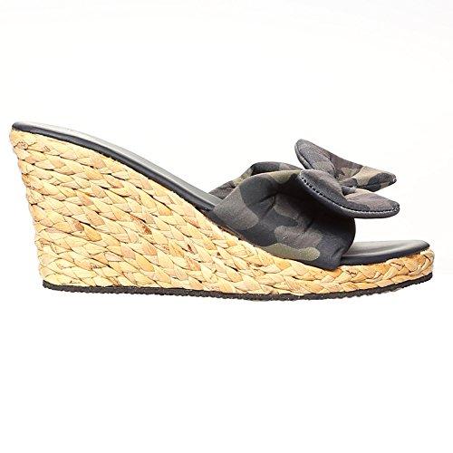 SUNDEK Circe Camo Sandal