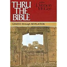 Thru the Bible Commentary, Volumes 1-5: Genesis through Revelation (Thru the Bible 5 Volume Set)