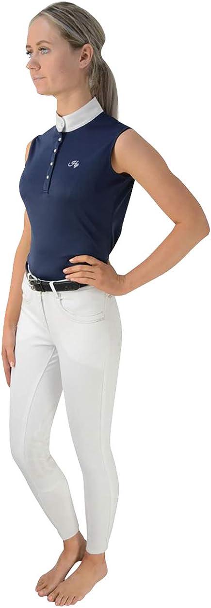 HyFASHION - Camisa sin mangas Sophia para competiciones para chica mujer