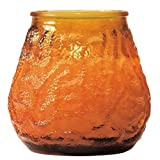 Sterno Products 40118 Euro-Venetian Amber Candle - 12 / CS