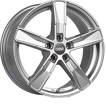 4 Llantas para Audi A1 o Volkswagen Polo (6R/9 N) 16 Pulgadas Plata, Fijo de Invierno con Abe y garantía: Amazon.es: Coche y moto