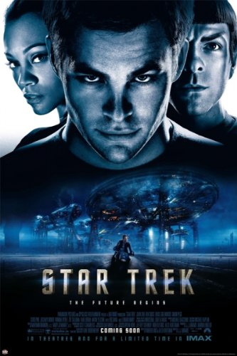 Star Trek XI: The Future Begins - Movie Poster