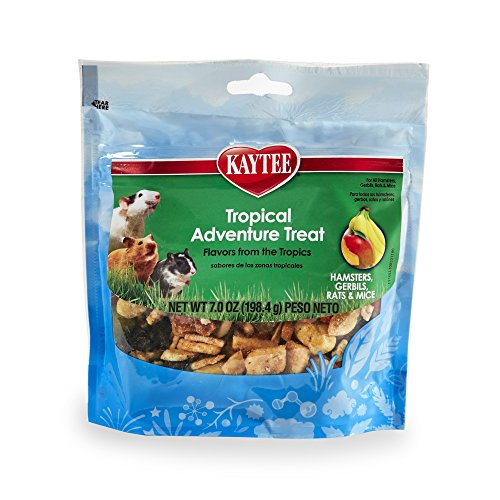 Kaytee Fiesta Guinea Pig (Kaytee Fiesta Awesome Country Harvest Treat Blends for Small Animals, 7-Ounce)